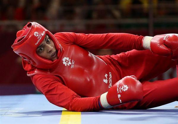 ورزشکار معروف در بیمارستان بستری شد