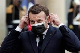 مکرون: سفیر فرانسه فردا به آمریکا بازمیگردد