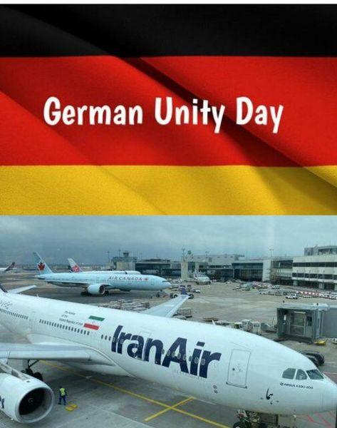 پرواز هواپیمای ایران به آلمان بعد از ۶ ماه وقفه