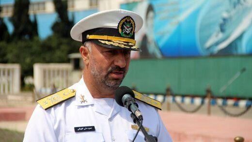 دریادار کاویانی: ثابت کردیم ایران یک قدرت بزرگ دریایی است