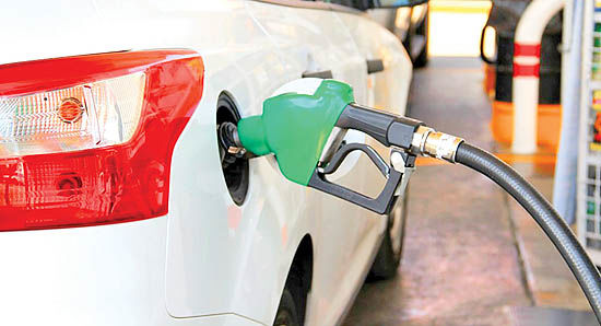مسیر انحرافی اصلاح مصرف بنزین