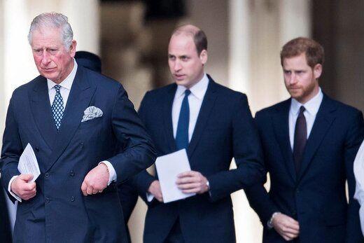 ادامه حاشیههای پر سروصدای خاکسپاری همسر ملکه انگلیس