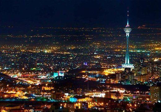 برج میلاد خاموش می شود