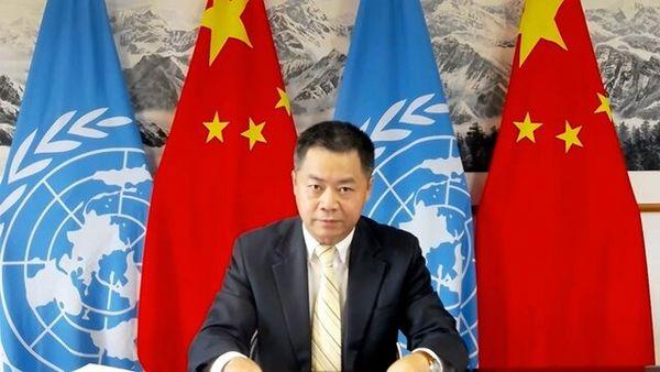 اتهام تازه چین علیه آمریکا