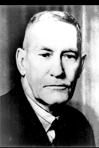 فرگوس مک مستر از پیشگامان هوانوردی