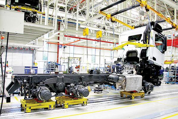 خودروهای تجاری، دنده سنگین میروند
