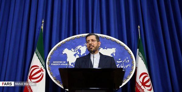 واکنش ایران به حملات تروریستی اخیر به نظامیان پاکستان