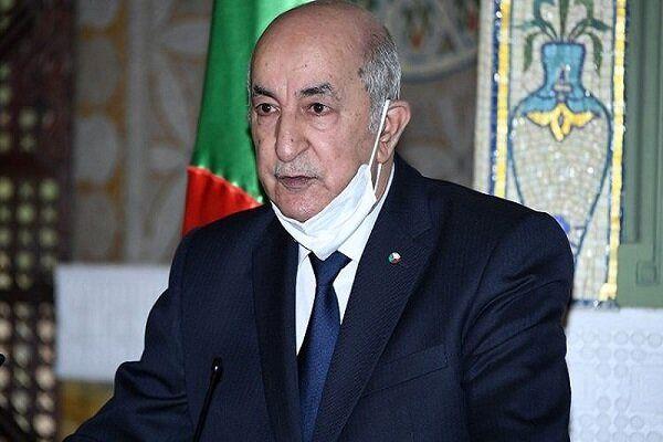 تهدیدات مقامات امارات علیه رئیس جمهور الجزایر