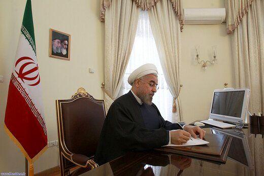 تسلیت روحانی به سیدحسن نصرالله