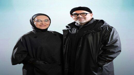 نونهالی و همسرش به هشتگ عصرجدید میآیند
