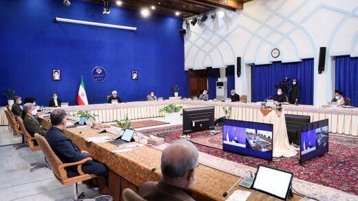 جزئیات مصوبات هیات دولت به ریاست روحانی