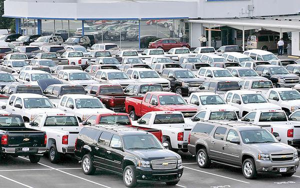 فروش خودروی کانادا در عصر کرونا