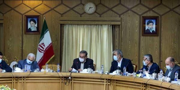 جزئیات نشست اعضای کمیسیون امنیت ملی مجلس با شمخانی و معاونانش