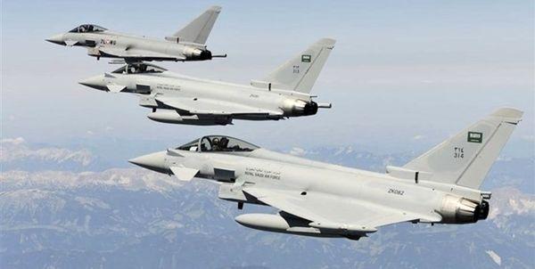 21 بار بمباران مرکز و شمال یمن توسط عربستان سعودی