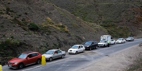 وضعیت جدید ممنوعیت تردد درجادههای شمالی
