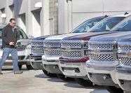 افت فروش خودرو در بازار آمریکا