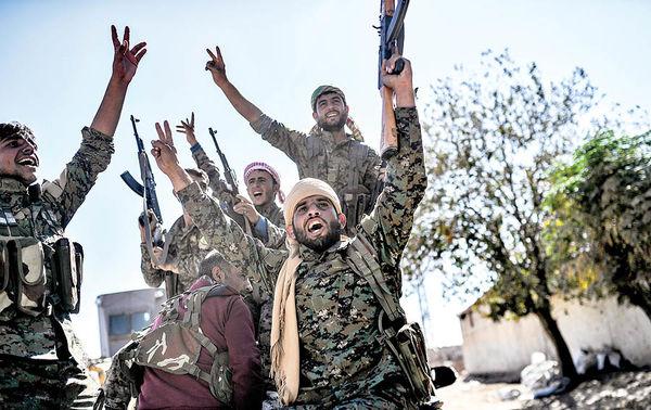 سقوط پایتخت داعش