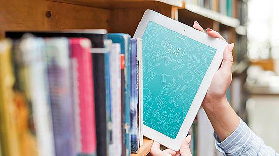 بازار ۶۰ میلیارد تومانی کتاب دیجیتال