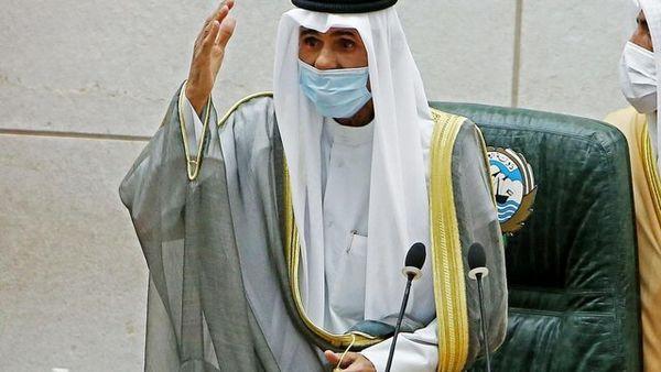 امیر کویت استعفای دولت را پذیرفت