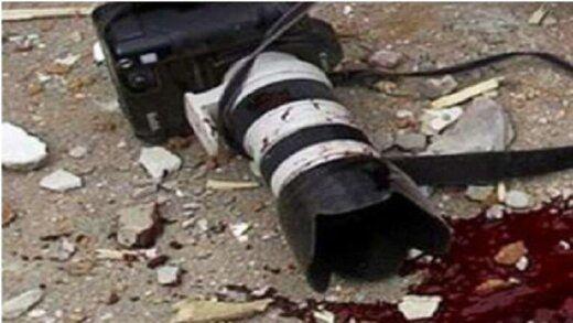 ترور یک خبرنگار دیگر در مرکز افغانستان