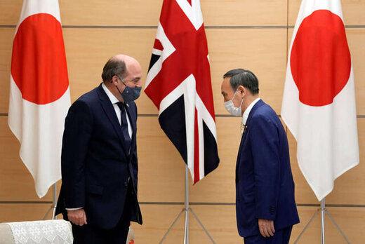 اقدام جدید انگلیس برای استقرار ناوهای جنگی در آسیا