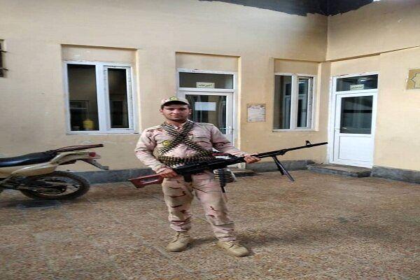 شهادت سرباز وظیفه هنگ مرزی ارومیه