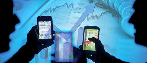سایه شبکههای اجتماعی  بر بازارهای مالی