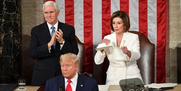 ابطال وتوی ترامپ با رای مجلس نمایندگان
