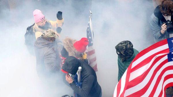 عفو بینالملل: ترامپ معترضان را به خشونت و ارعاب تحریک کرد