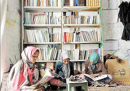 فراخوان نذر کتاب برای مناطق محروم