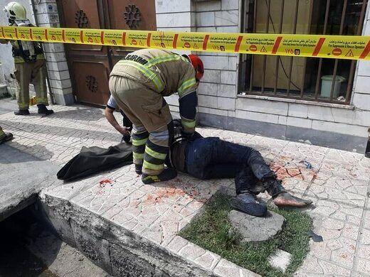 انفجار نارنجک دستساز در مغازهای در شرق پایتخت