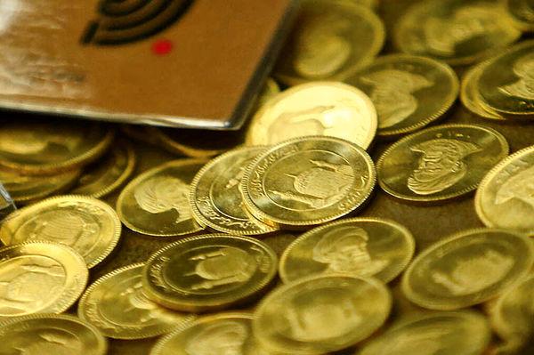 شکاف انتظاری در بازار سکه