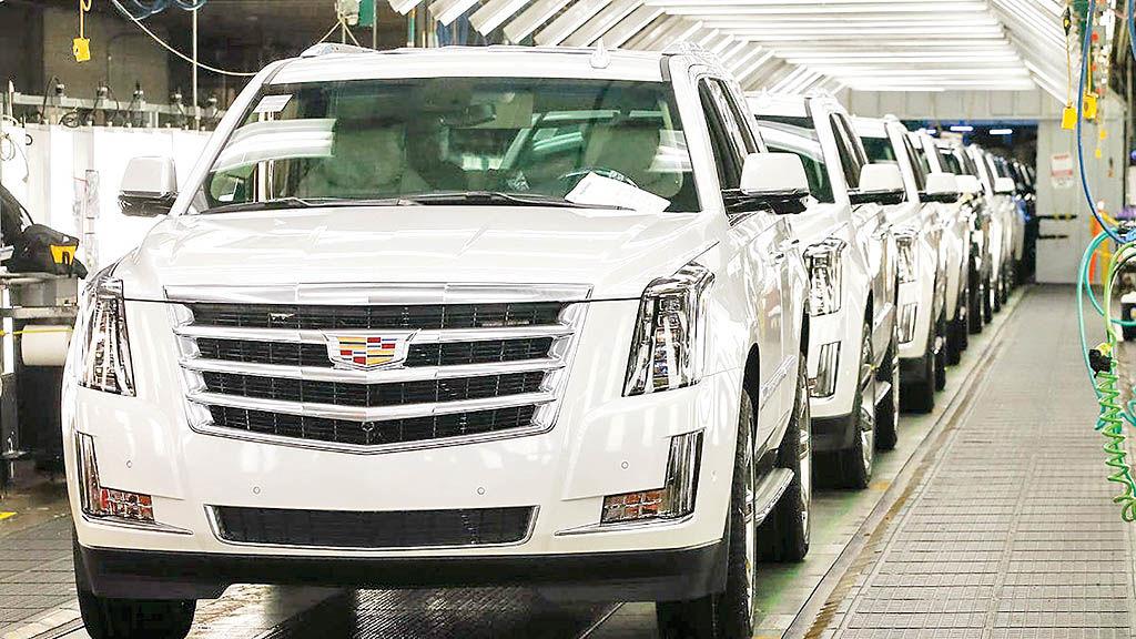 پاتک خودروسازان آمریکا به کرونا
