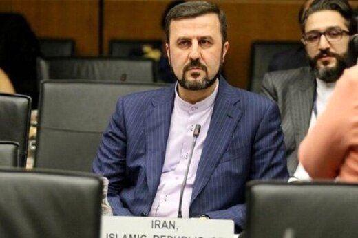 غریبآبادی: واکنش ایران به اقدام آمریکا بسیار قاطعانه خواهد بود