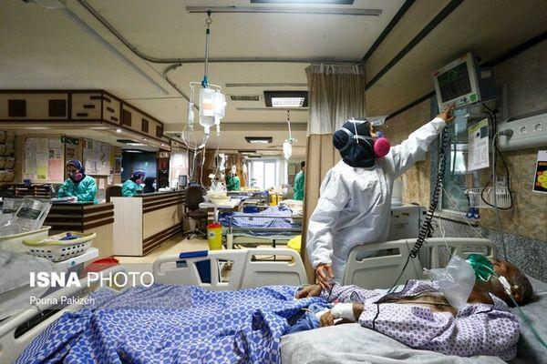 کرونا جان ۹۶ نفر دیگر را در ایران گرفت