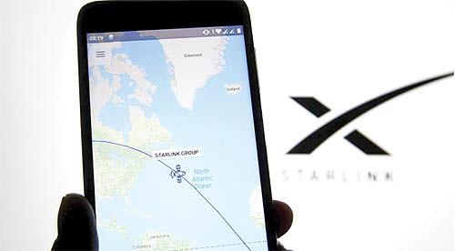 اینترنت استارلینک در دسترس مسافران هوایی
