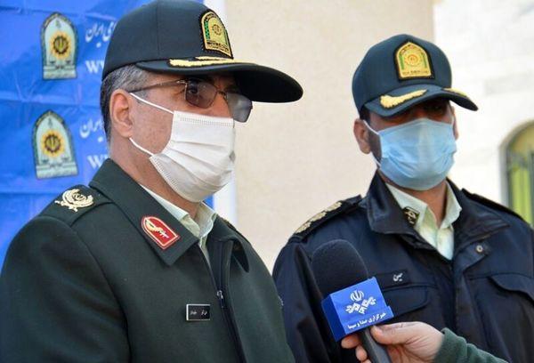 دستگیری 5 قاچاقچی و کشف 206 کیلوگرم تریاک
