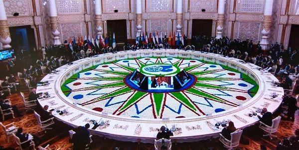 اجلاس سران سازمان همکاری شانگهای آغاز شد