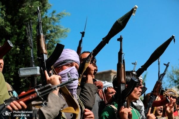 حمله طالبان به یک ولایت در نزدیکی مرزهای ایران