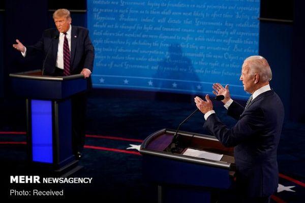 ترامپ محبوبتر از بایدن شد