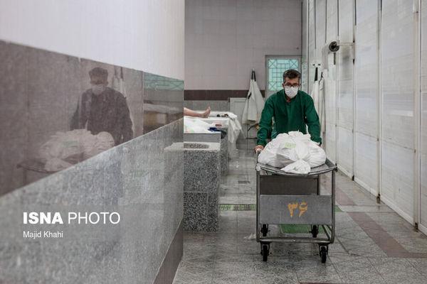 آمار فوتی های کرونا در کشور ریزش کرد/ 14246 مبتلا