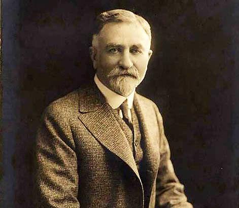 هربرت هنری داو، مخترع و موسس شرکت چندملیتی «داو کمیکال»