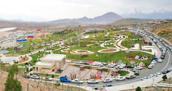 خیز صنعت گردشگری در ارس