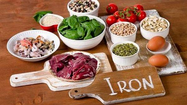 با این رژیم غذایی دیگر از فقر آهن رنج نبرید