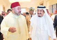 بازی مراکش در زمین عربستان
