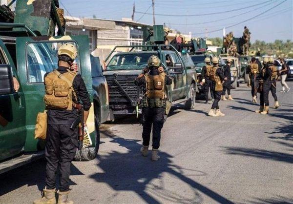 ضربه سنگین حشد شعبی به تروریستهای داعشی