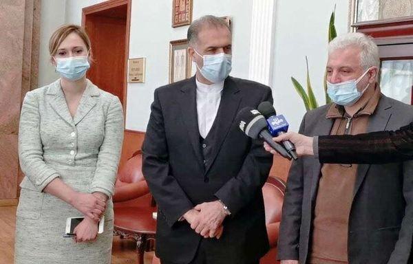 رفع همه ابهامات درباره واکسن روسی در سفر رئیس سازمان غذا و دارو به مسکو