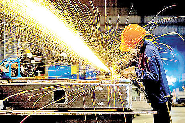 دستیاران ثبات اشتغال صنعتی