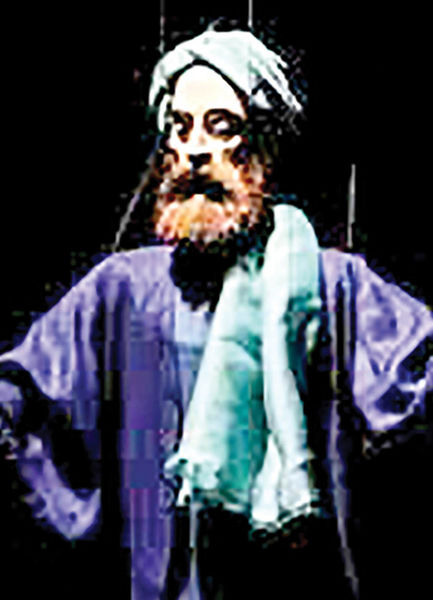 اپرای عروسکی سعدی