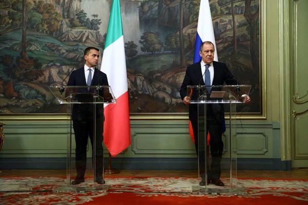 لاوروف به اتحادیه اروپا هشدار داد